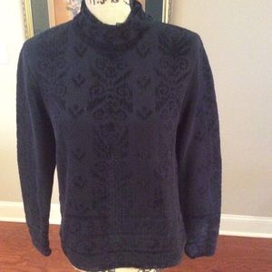Black Talbots sweater